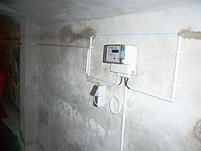 Gut bekannt Feuchte Wände, Feuchtigkeit im Keller, nasse Wände trocknen - Raum XL85
